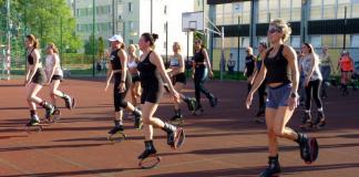 Женский фитнес Kangoo Jumps, какая польза, и советы
