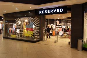 Reserved –магазин модной одежды и аксессуаров