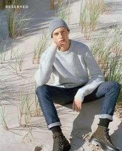 Водолазки и свитера и другая верхняя одежда Reserved-осень для мужчин