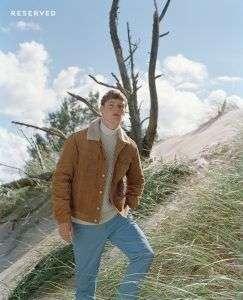 Мужская куртка Reserved-осень