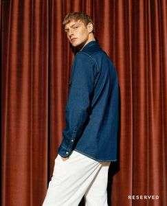 Водолазки и свитера и другая верхняя одежда Reserved для мужчин