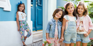 Детская одежда - тренды лето-осень 2019