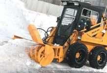 Снегоуборочная техника – особенности