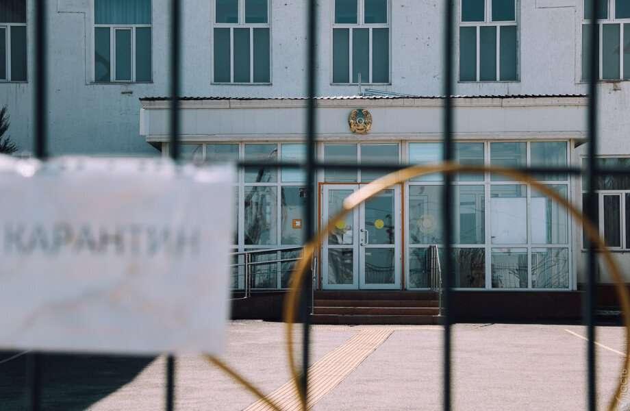Карантин ужесточают в Казахстане