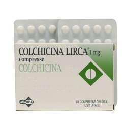 Колхицин купить в интернет-аптеке от 450 гривен