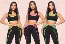 Как выбрать женскую спортивную одежду?