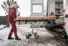Перевозка больных в Россию
