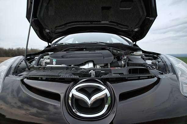 Магазин автозапчастей к автомобилям Mazda