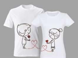 Модные футболки с надписями на заказ