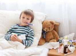 Ребёнок не хочет пить лекарства